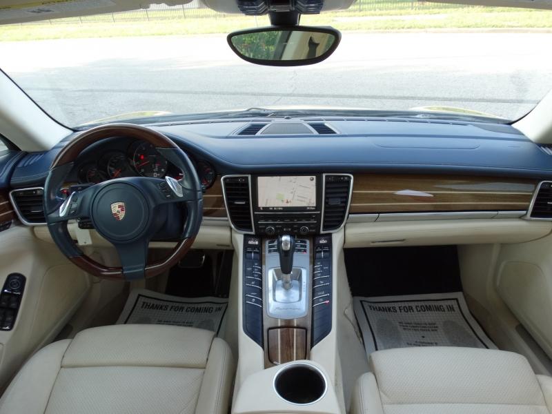 Porsche Panamera 2012 price $25,995