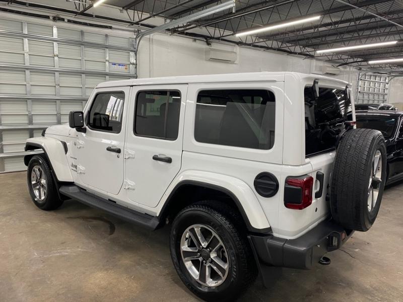 JEEP WRANGLER SAHARA 2018 price $38,995
