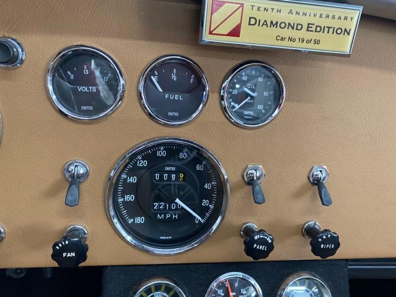 SHELBY COBRA SUPERFORMANCE 1965 price $69,900
