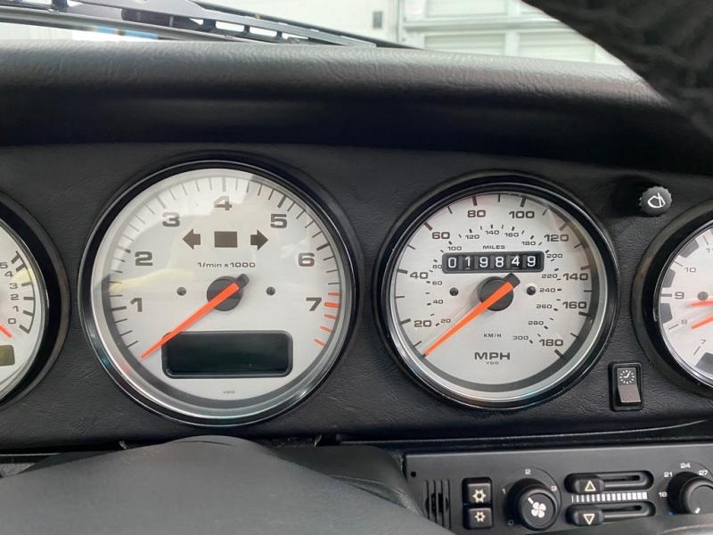 PORSCHE 911 CARRERA 1998 price $79,995