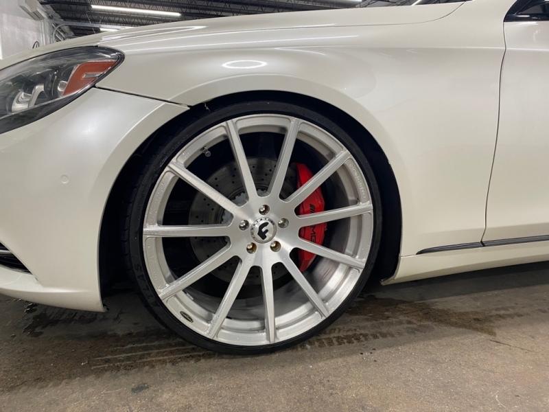 MERCEDES-BENZ S 550 2015 price $41,995