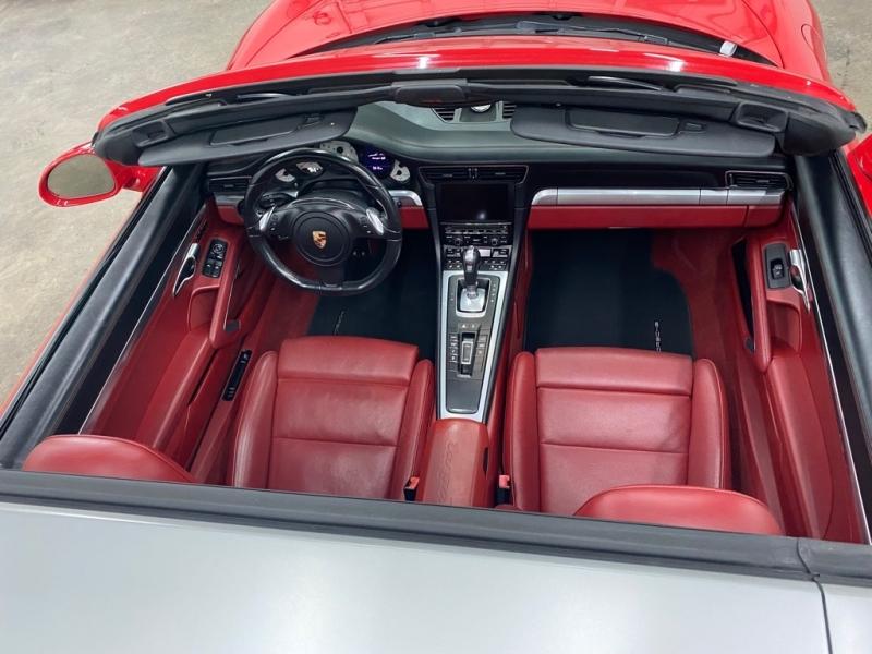 PORSCHE 911 TARGA 4S 2015 price $94,995