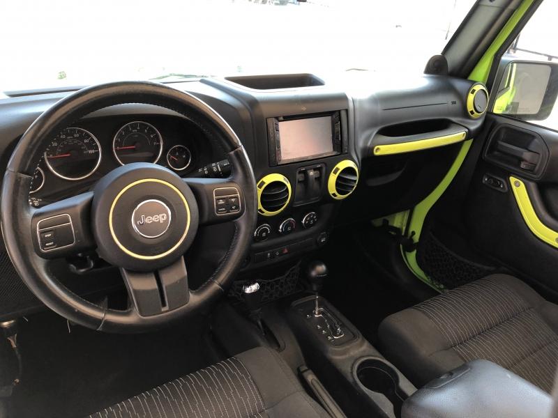 Jeep Wrangler 2012 price $13,995