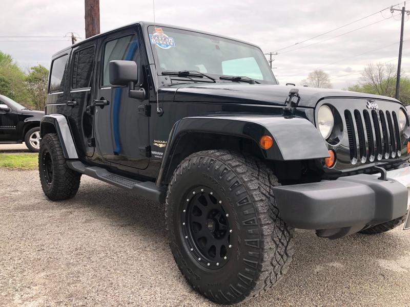 Jeep Wrangler Unlimited 2012 price $22,995