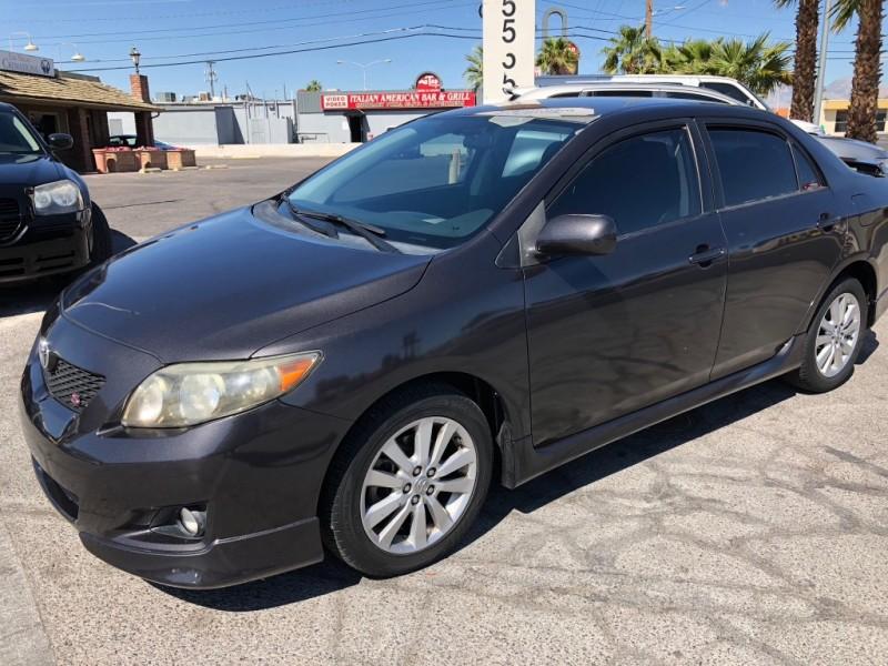 Toyota Corolla 2010 price $6,995 Cash