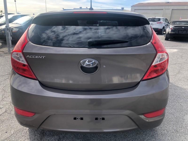 Hyundai Accent 2012 price $5,995 Cash