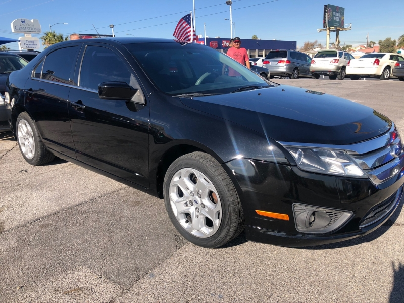Ford Fusion 2010 price $5,995 Cash