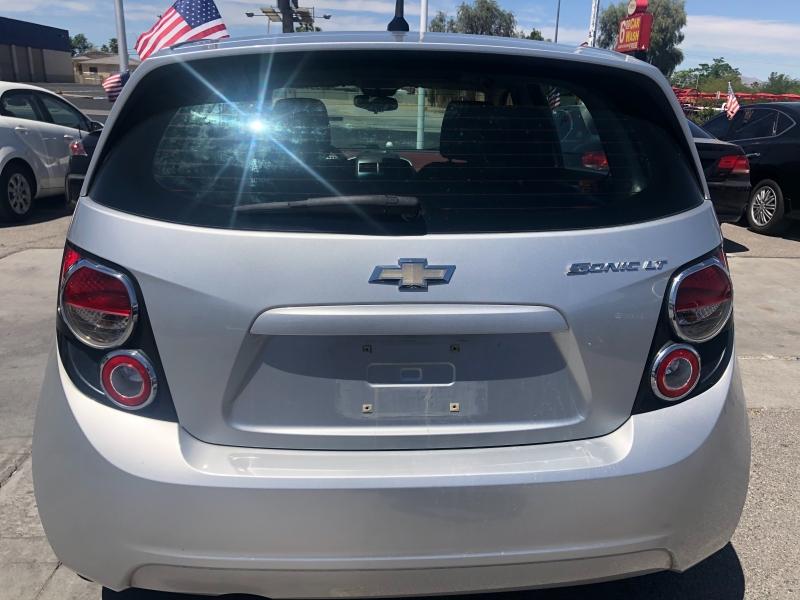 Chevrolet Sonic 2012 price $4,995 Cash