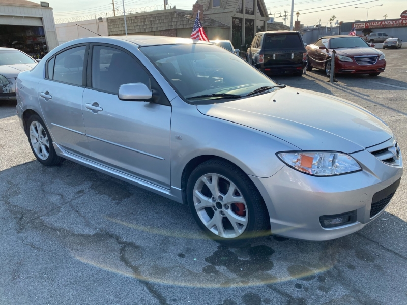 Mazda Mazda3 2007 price $4,995 Cash