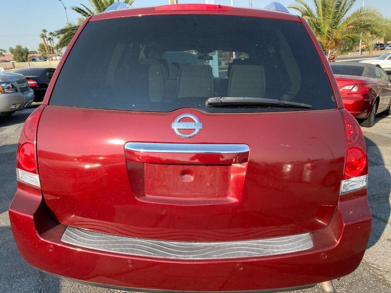 Nissan Quest 2007 price $4,995 Cash