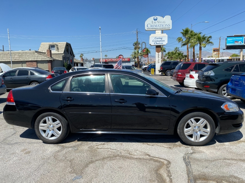 Chevrolet Impala Limited 2015 price $9,995 Cash
