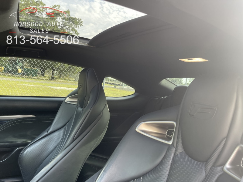 Lexus RC F 2015 price $38,500