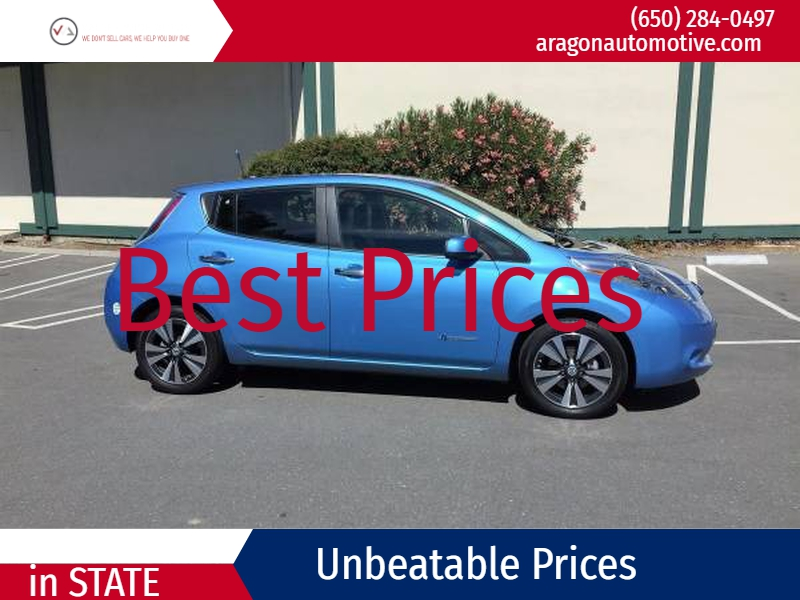 Nissan LEAF 2013 price Call for Pricing.