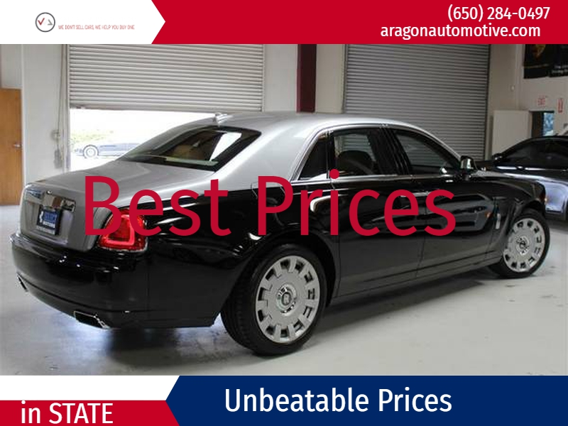 Rolls-Royce Ghost 2013 price Call for Pricing.
