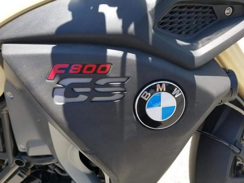 BMW F800 GS ADVENT 2014 price $8,495