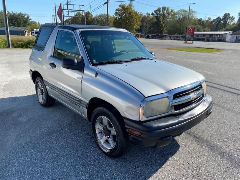 Chevrolet TRACKER 2003 price $2,495