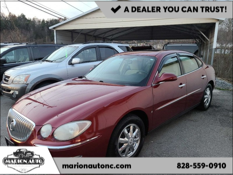 BUICK LACROSSE 2008 price Call for Pricing.