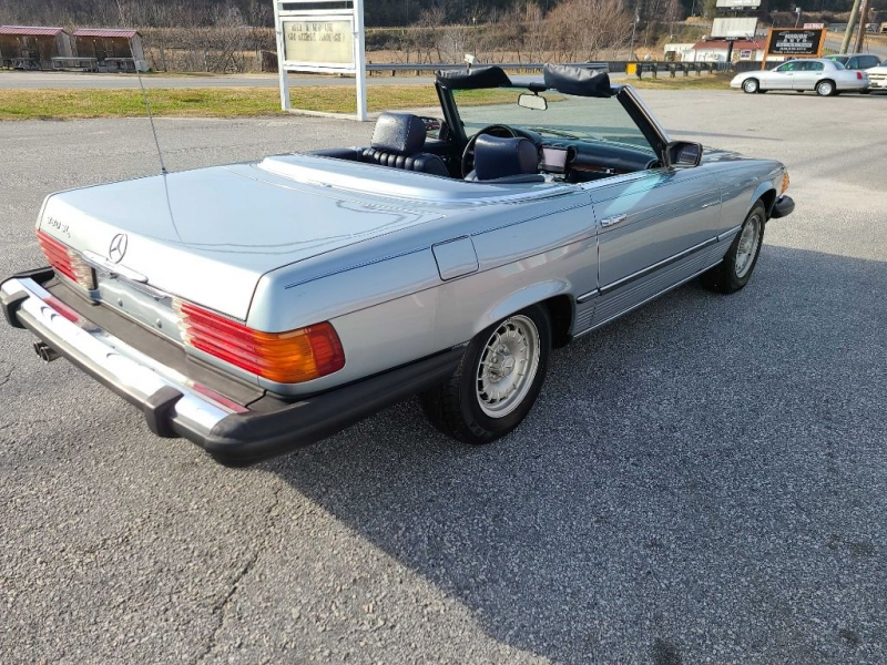 Mercedes-Benz 380-CLASS 1982 price $9,995