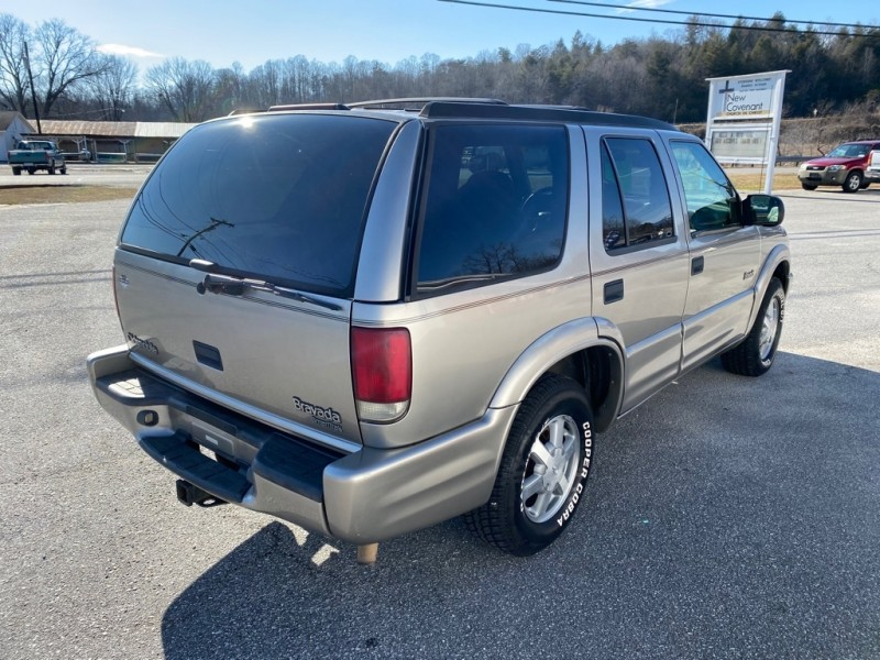 OLDSMOBILE BRAVADA 1999 price $2,495