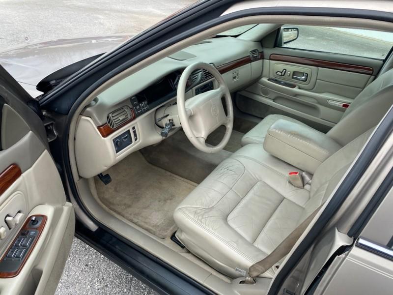 CADILLAC DEVILLE 1999 price $2,995