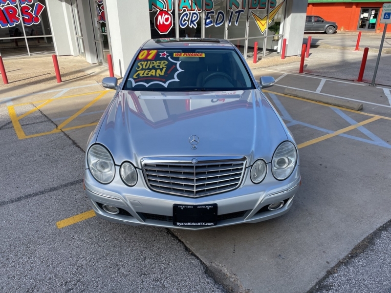 MERCEDES-BENZ E-CLASS 2007 price Call for Pricing.