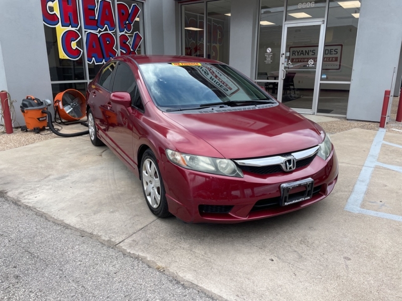 HONDA CIVIC 2009 price $2,000
