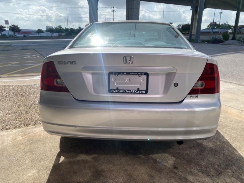 HONDA CIVIC 2001 price $1,200