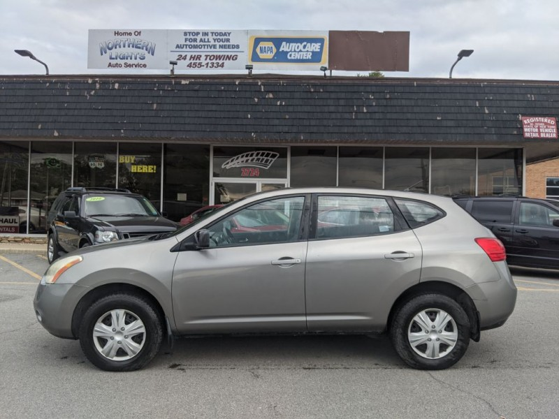 NISSAN ROGUE 2008 price $1,500 Down