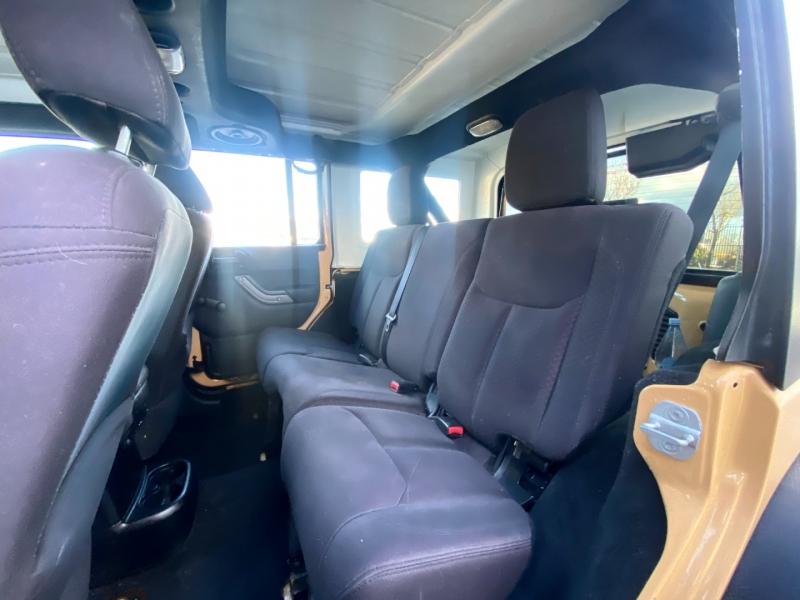 Jeep Wrangler Unlimited 2014 price $29,888