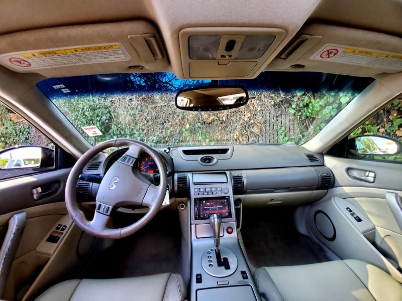 INFINITI G35 Coupe 2004 price $7,888