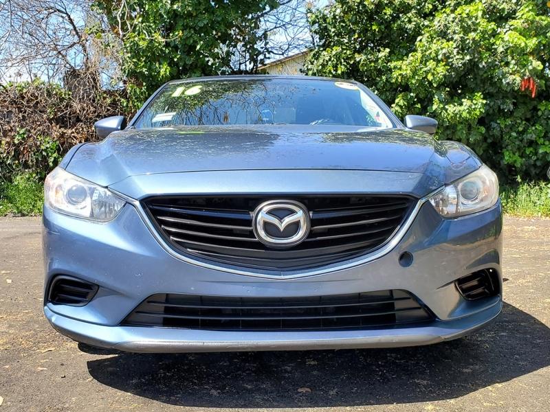 Mazda Mazda6 2016 price $17,795