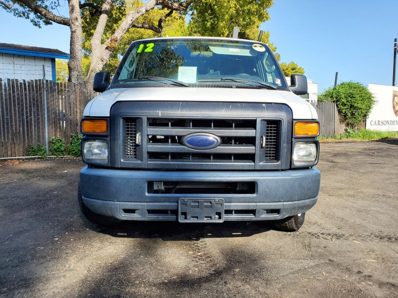 Ford Econoline Cargo Van 2012 price $18,888