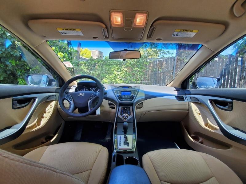 Hyundai Elantra 2013 price $12,888