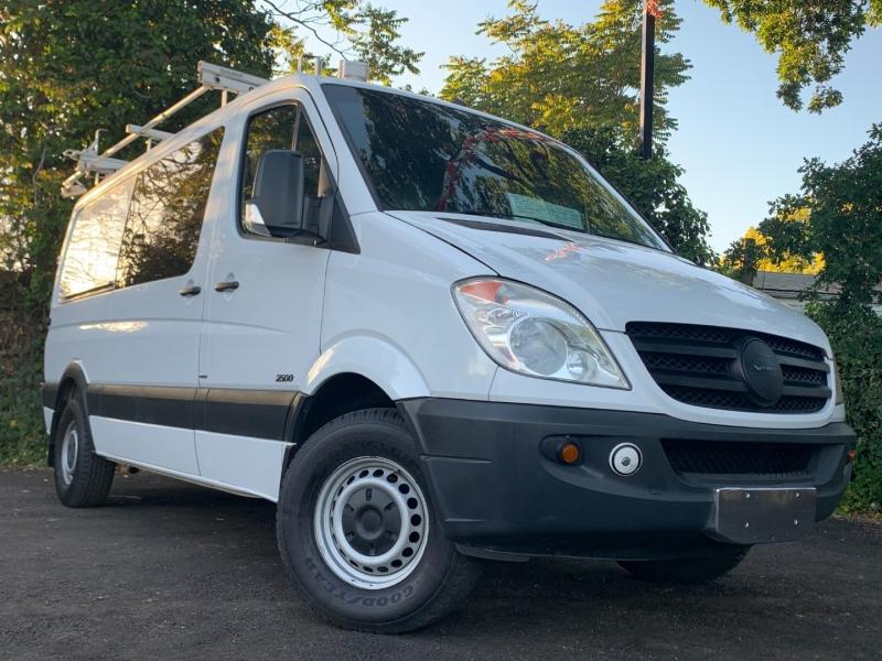 Mercedes-Benz Sprinter Cargo Vans 2011 price $29,888
