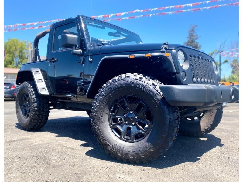 Jeep Wrangler 2008 price $17,887