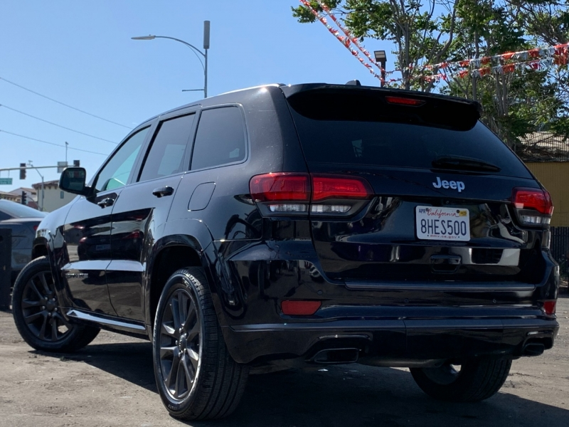 Jeep Grand Cherokee 2018 price $33,888