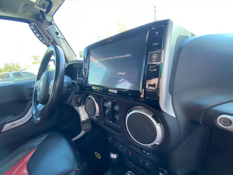 Jeep Wrangler Unlimited 2014 price $48,888