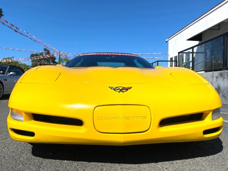 Chevrolet Corvette 2004 price $16,888