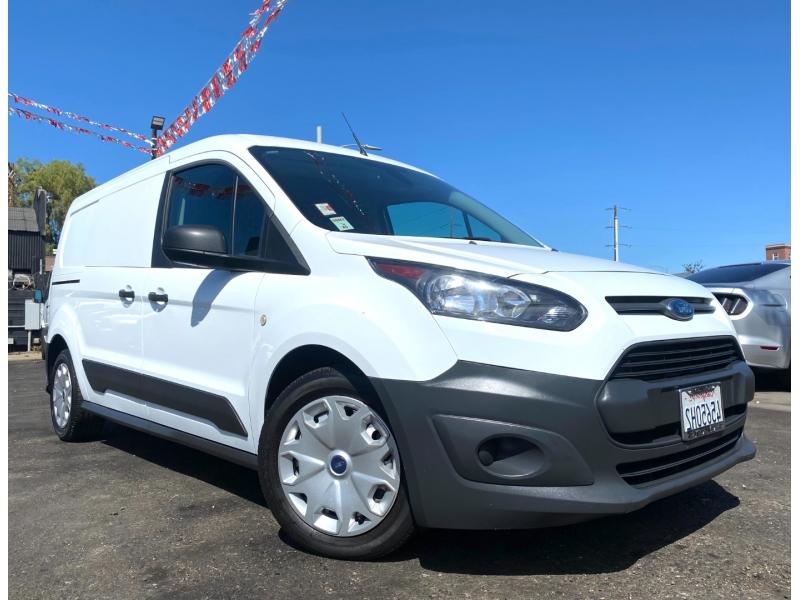 Ford Transit Connect Van 2017 price $17,887