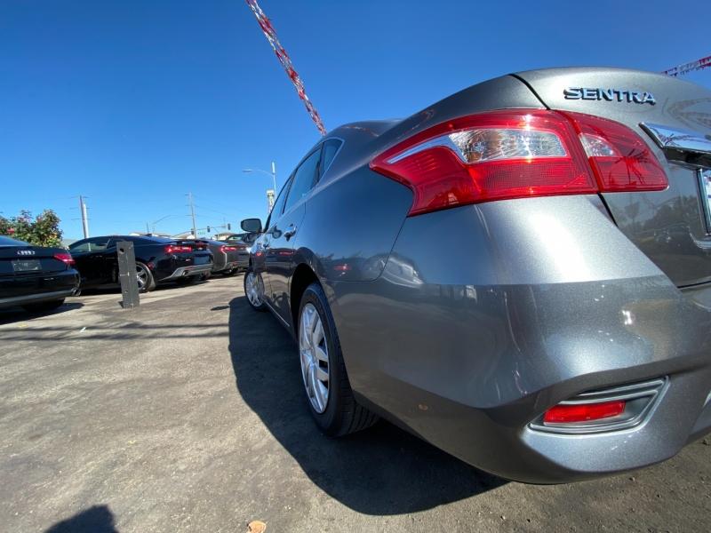 Nissan Sentra 2016 price $15,410