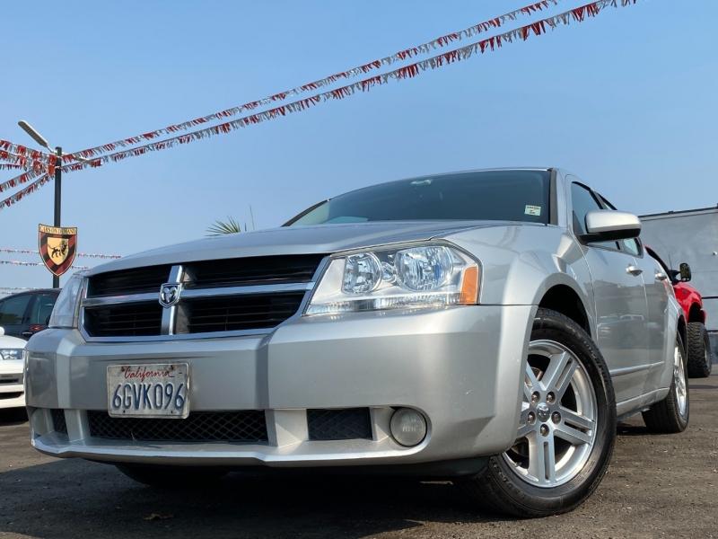 Dodge Avenger 2009 price 6887