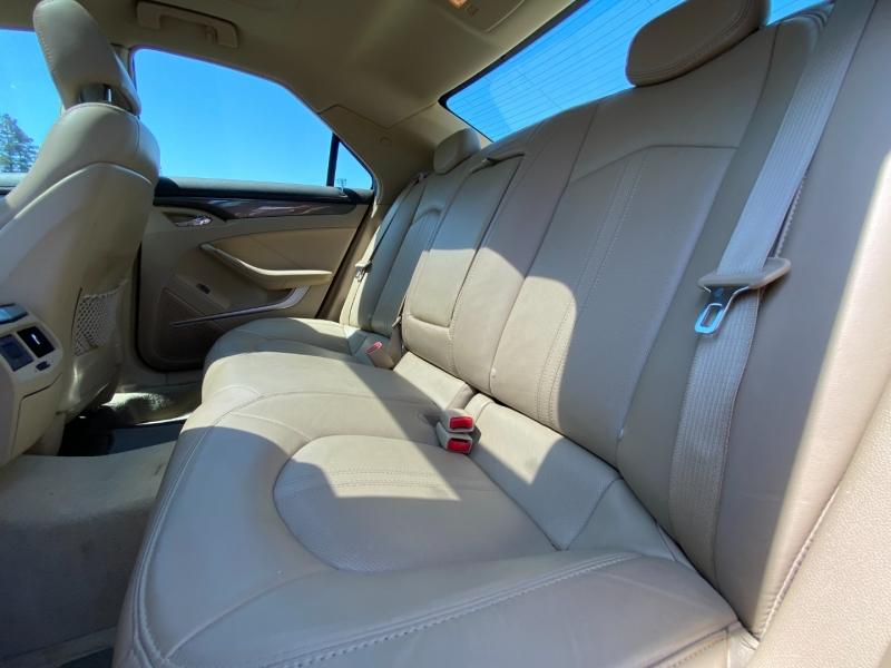 Cadillac CTS 2008 price $12,888