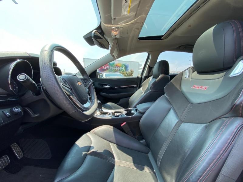 Chevrolet SS 2015 price $45,888