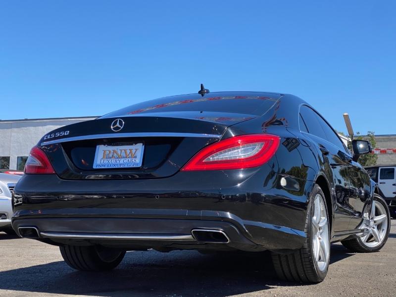 Mercedes-Benz CLS-Class 2013 price $27,888