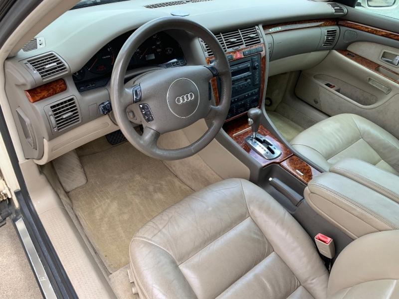 Audi A8 2001 price $3,399