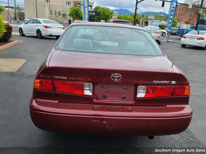 Toyota Camry 2001 price $5,499