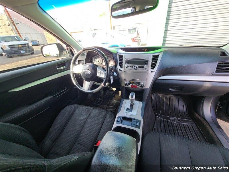 Subaru Outback 2011 price $5,999