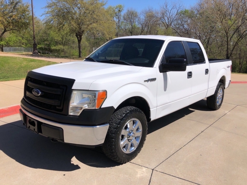 FORD F150 2014 price $16,999