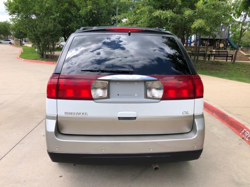 Buick RENDEZVOUS 2004 price $6,888