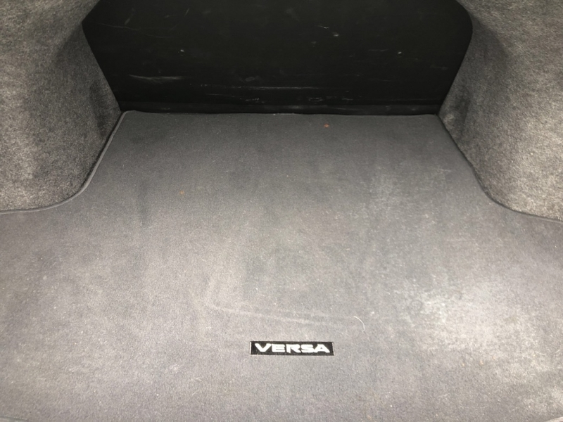 NISSAN VERSA 2012 price $6,499